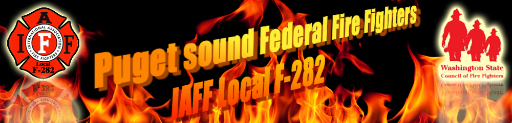 Puget Sound Federal Fire Fighters - Battalion three